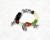 Christ's Story Beaded Bracelet, Large