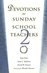 Devotions for Sunday School Teachers 2