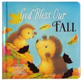 God Bless Our Fall Boardbook