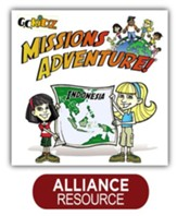 GCKidz Adventures: Indonesia [Download]