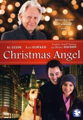Christmas Angel, DVD