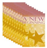 A New Beginning (Military) - pamphlet - pack of 10