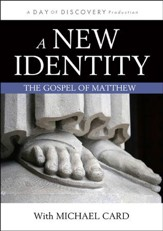 A New Identity: The Gospel of Matthew DVD