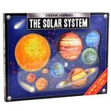 Jigsaw Journey: The Solar System