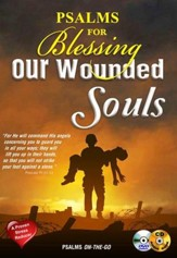 Psalms For Blessing Wounded Souls:  DVD & CD