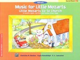 Alfred's Music for Little Mozarts: Little Mozarts Go to Church Sacred Book 1 & 2