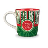 Jesus, Our Savior Mug