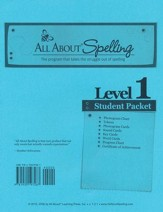 All About Spelling Level 1 (Additional Student Packet)