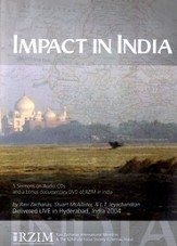 Impact in India, 5 CDs & 1 DVD