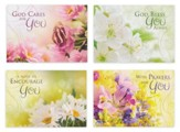 Fragrant Expressions, Box of 12 Assorted Encouragement Cards
