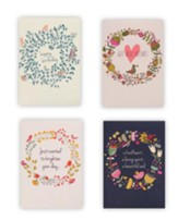 Circle of Faith, Box of 12 Assorted All Occasion Cards