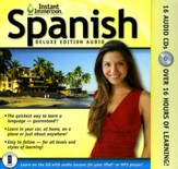 Instant Immersion Spanish, Audio Deluxe