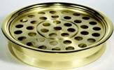 Solid Brass Communion Tray (Christian Brands)