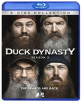 Duck Dynasty: Season 2, Blu-ray