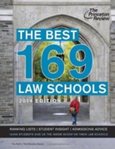 The Best 168 Law Schools, 2014  Edition
