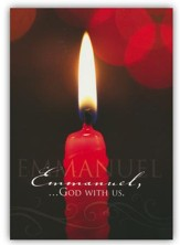 Emmanuel, Box of 12 Christmas Cards (KJV)
