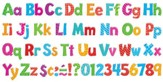 4 Playful Combo Colorful Patterns Ready Letters Pack