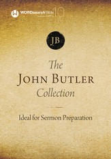 WORDsearch 10: John Butler Collection