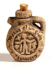 Frasco con Aceite de Ungir (Anointing Oil Flask)