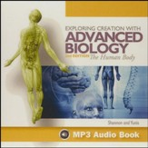 Advanced Biology: The Human Body, 2nd Edition MP3 Audio CD