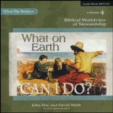 What on Earth Can I Do? MP3 CD