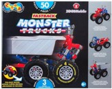 Zoob Fastback Monster Trucks