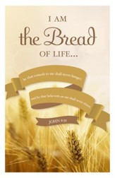 Communion: Bread of Life (John 6:35, KJV) Bulletins, 100
