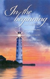 In the Beginning (John 1:1)