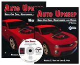 Auto Upkeep: Basic Car Care, Maintenance, and Repair Homeschool Kit, 3rd Edition (with a Hardcover Text)