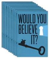 Would You Believe It? Pamphlet, Pack of 10