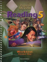 BJU Reading Grade 5, Worktext Teacher's Edition