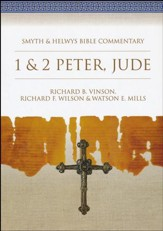 1 & 2 Peter-Jude: Smyth & Helwys Bible Commentary  - Slightly Imperfect