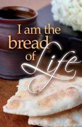 Bread of Life Communion Bulletins, 100