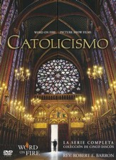 Catolicismo: La Serie Completa  (Catholicism: The Complete Series), 5-DVD Set