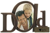Dad I Love You Photo Frame