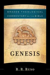 Genesis (Brazos Theological Commentary) -eBook