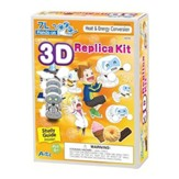 3-D Replica Kit: Hands-on Lab