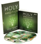 Holy Ambition Individual Study Book Pack (1 CD Series &  1 Book)