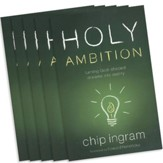 Holy Ambition Book 5 Pack