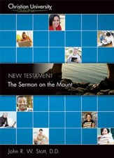 NT501: The Sermon on the Mount - A Christian University GlobalNet Course [Download]