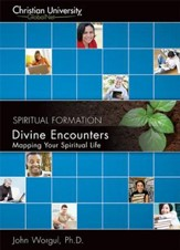 SF212: Divine Encounters: Mapping Your Spiritual  Life - A Christian University GlobalNet Course [Download]