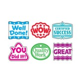 Praise Words Mini Accents Variety Pack (36 Pieces)