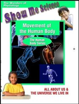 Movement of the Human Body DVD