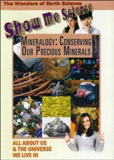 Mineralogy: Conserving Our Precious  Minerals DVD
