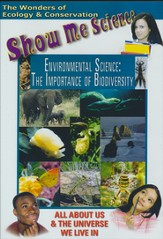 Environmental Science: The Importance of Biodiversity DVD