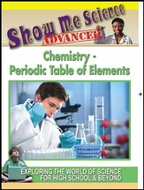 Chemistry: Periodic Table of Elements DVD
