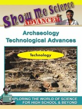 Science Technology: Archaeology Technological Advances DVD