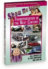 Technology: Transportation In The Next Century DVD