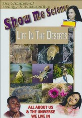 Ecology: Life In The Deserts DVD
