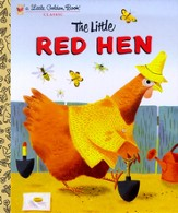 The Little Red Hen - eBook